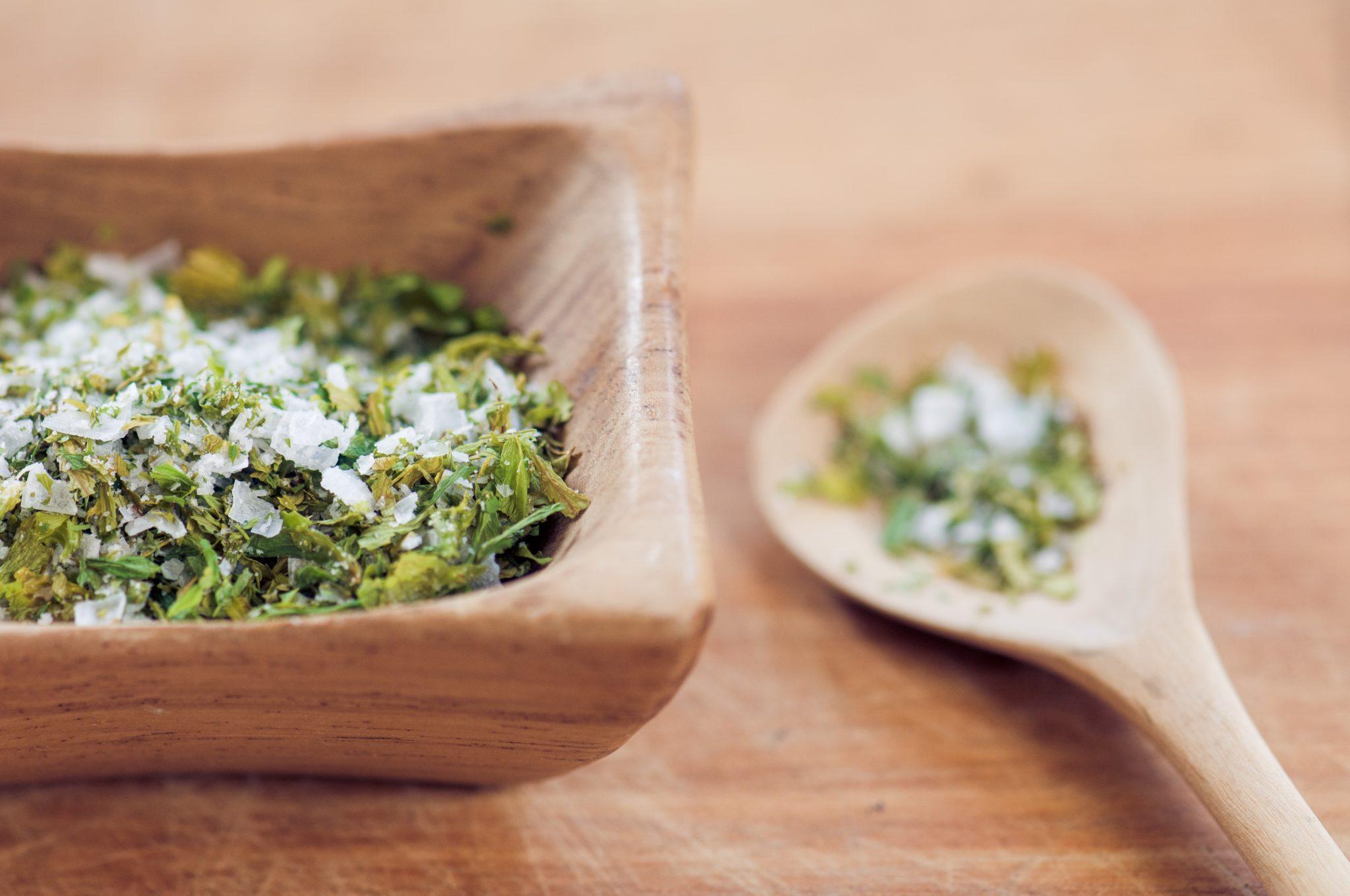 Getting Salty With Celery Salt Lamattina